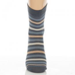 Klasszik zokni - Csíkos Italy